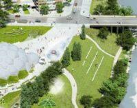 La plaza del Milenio, primer premio de Eficiencia Energética 'A3e 2012'
