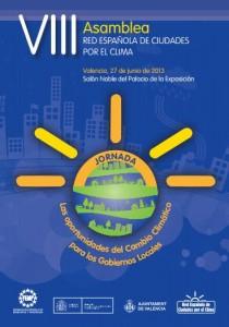 Asamblea de la Red Española de Ciudades por el Clima