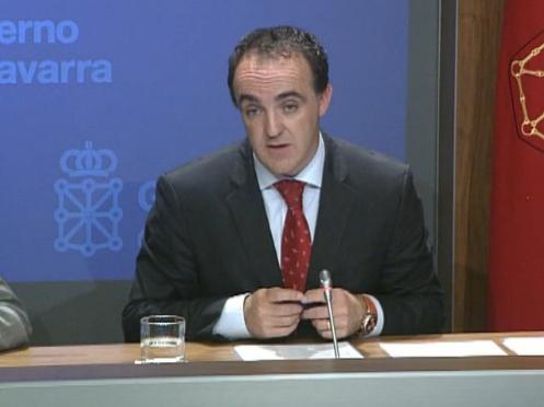 Navarra invertirá 40 m€ en obras de infraestructuras durante los dos próximos años
