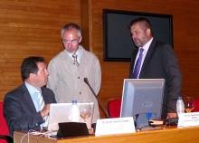 20130703 Jornada sector aridos representates sector y junta