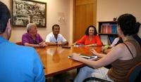 Murcia asesora la reconstrucción de los edificios privados de Lorca
