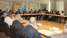 Primera reunión del Comité de Expertos para la reforma de las políticas de ordenación del territorio y urbanismo en Cataluña