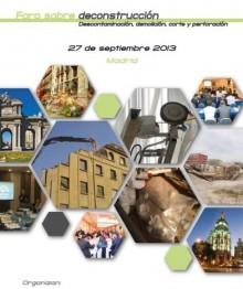 Foro sobre deconstrucción 2013