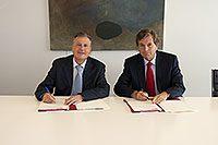 Cantabria y Banco Santander financiarán proyectos en suelo industrial