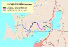 Proyecto de construcción del desdoblamiento del corredor del Morrazo