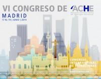 VI Congreso de ACHE
