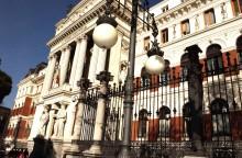 El Ministerio de Agricultura, Alimentación y Medio Ambiente denuncia el vertido incontrolado de 70 bloques de hormigón en aguas próximas a Gibraltar