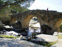 Finaliza la restauración del Puente Mocha en Valdemaqueda