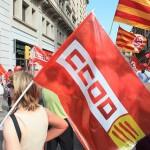 CCOO califica de falso espejismo la bajada del Paro  en julio