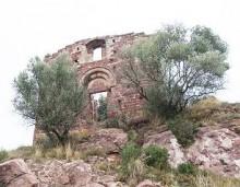 Abertis financiará la rehabilitación del castillo de Sant Genís de Rocafort