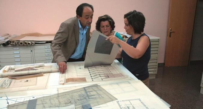 El Archivo Histórico Provincial conservará los archivos y proyectos del arquitecto soriano Juan Antonio Villanueva