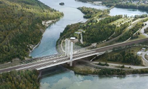 Ferrovial construirá el primer puente atirantado de Ontario por 78 millones de euros