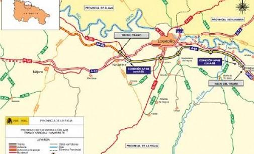 Licitación de la redacción del proyecto de la Circunvalación Sur de Logroño