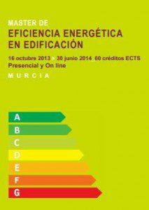 Master de Eficiencia Energética en Edificación de la UPCT