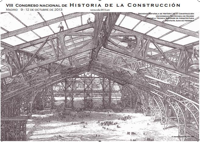 VIII Congreso Nacional de Historia de la Construcción