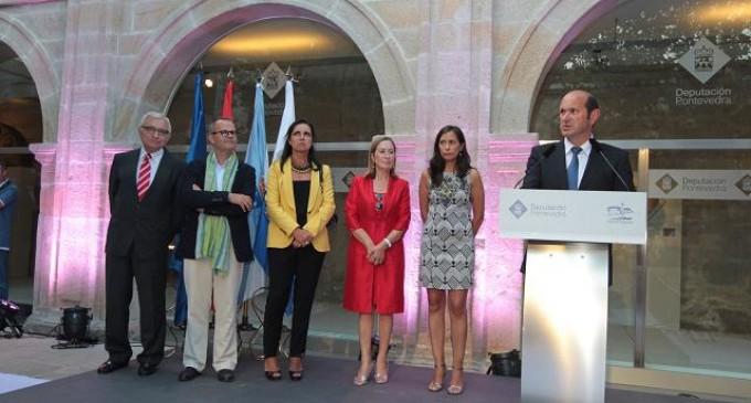 Inauguración de la rehabilitación del Edificio Sarmiento