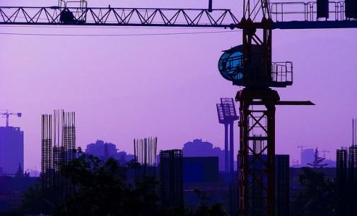 La construcción se recupera con un crecimiento de la inversión