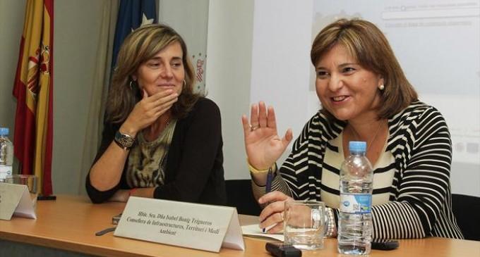 Presentación la nueva base de datos cartográfica de la Comunidad Valenciana