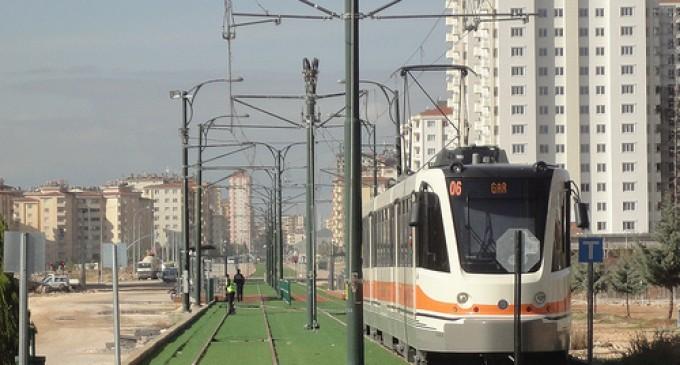 COMSA ampliará el tranvía de Gaziantep en Turquía