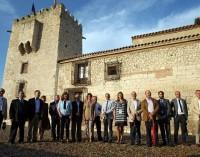 El Castillo de Cortes abre al público