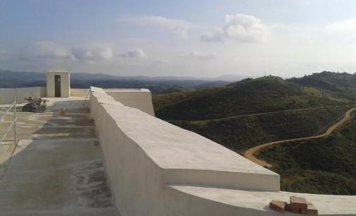 Lafarge participa en la restauración del Castillo de San Marcos de Sanlúcar del Guadiana