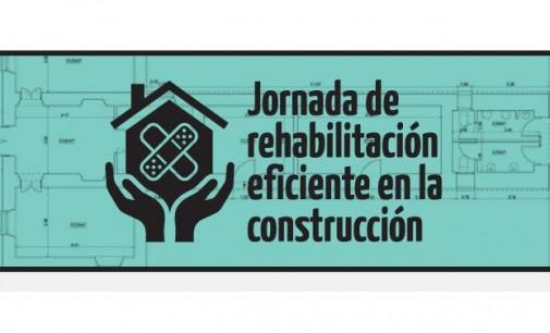 Jornada Gratuita de Rehabilitación Eficiente en la Construcción