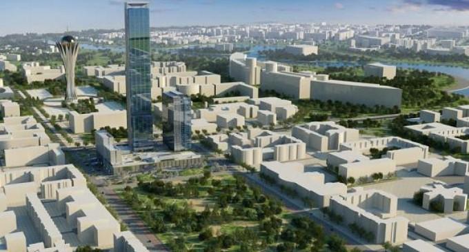 Buscan materiales de construcción españoles para el Abu Dhabi Plaza complex