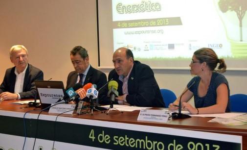 Presentación de la VII jornada sobre energías renovables y eficiencia energética