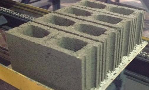 Propuesta de fabricación de bloques con plásticos reciclados