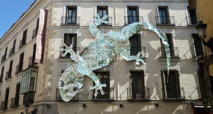 El arte de la decoración toma el centro de Madrid