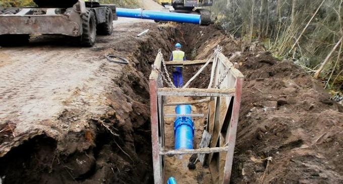 Licitación por 10,1 millones de las obras de mejora del abastecimiento de la margen izquierda de la Ría de Pontevedra
