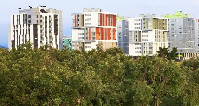 Vitoria recibe el premio europeo Excelencia en Políticas de Ciudades para la Construcción Verde