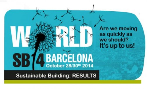 World Sustainable Building 2014 (WSB14 Barcelona)
