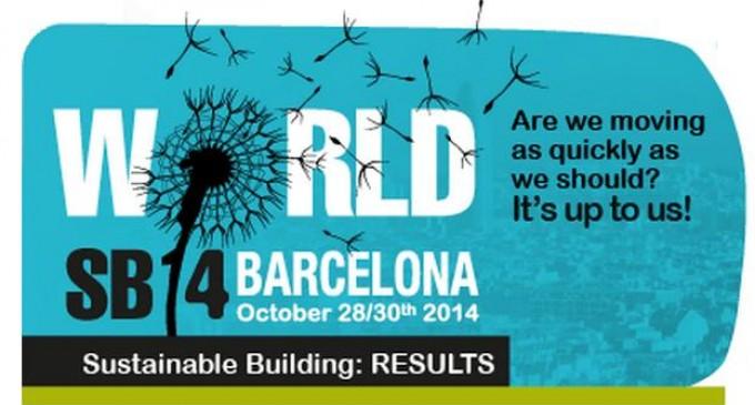 World Sustainable Building 2014 (WSB14 Barcelona)