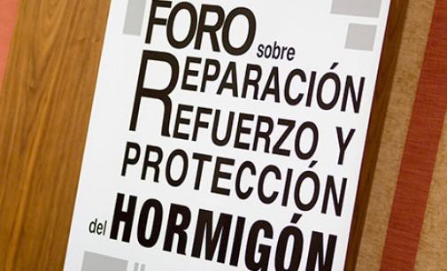 Foro ARPHO: Soluciones técnicas para la reparación, refuerzo y protección del hormigón