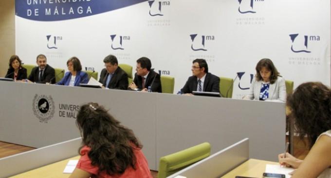 La UMA y Ferrovial realizarán un proyecto de I+D+i sobre energía eficiente