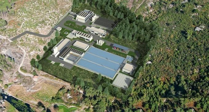 Ferrovial Agroman y Cadagua, seleccionadas para el diseño y construcción de una estación depuradora de aguas en Viseu Sul