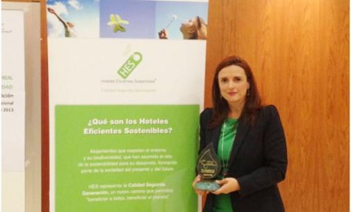 Red de Hospederías de Extremadura, premio nacional a la sostenibilidad