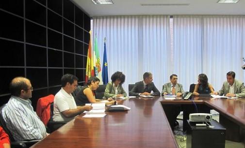Extremadura acuerda con representantes sindicales y afectados por la silicosis la constitución de la Comisión Técnica de la Silicosis