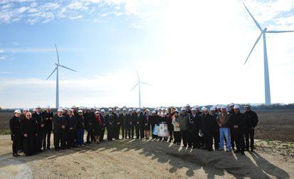 ACCIONA inaugura su segundo parque eólico en Polonia