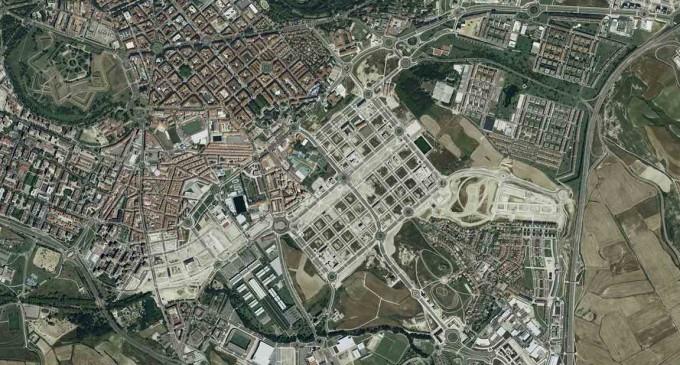 El Geoportal del Gobierno de Navarra publica las imágenes aéreas más recientes del territorio navarro