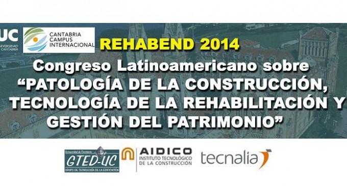 Congreso Latinoamericano REHABEND 2014