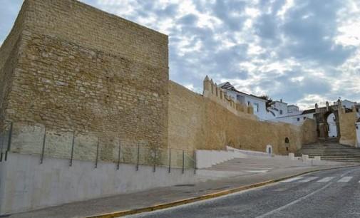 Inauguración de las obras de rehabilitación de la Muralla de Fuente Salada y su entorno