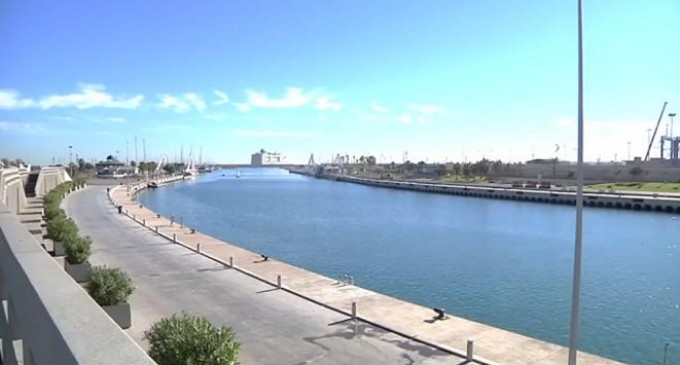 Una exposición invita a los ciudadanos a participar en el diseño del Plan de la Marina Real en Valencia