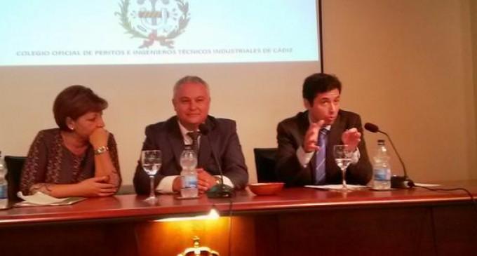 Agencia Andaluza de la Energía y el Colegio de Ingenieros de Cádiz celebran una jornada sobre internacionalización