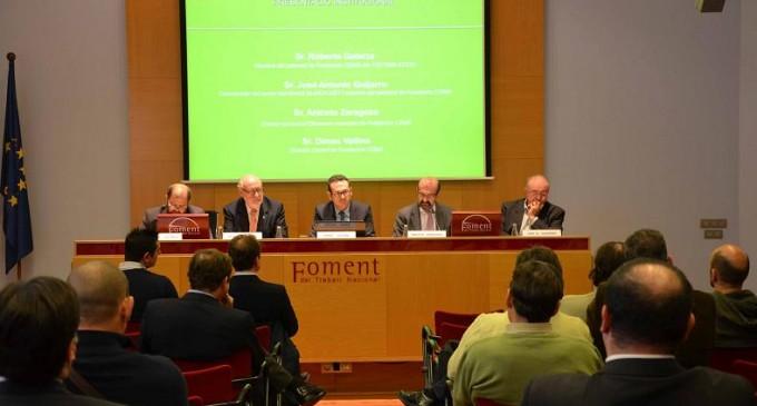 La Fundación CEMA presenta un estudio sobre el control de la siniestralidad laboral en la industria cementera