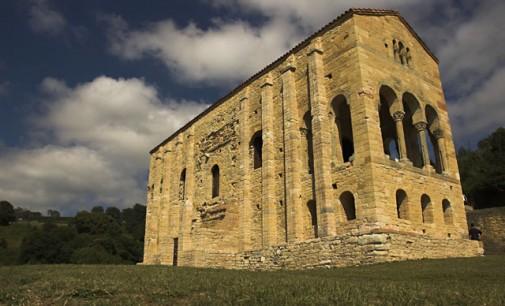 Concluyen los trabajos de conservación en la iglesia prerrománica de Santa María del Naranco
