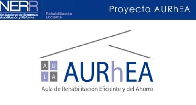 Foros AURhEA Aulas de la Rehabilitación Eficiente y el Ahorro Valladolid 2013