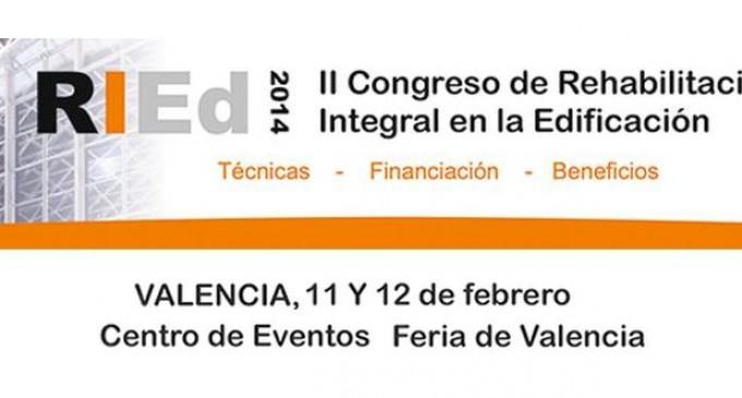 II Congreso de Rehabilitación Integral de la Edificación RIEd