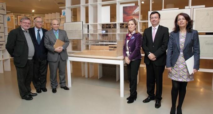 Fomento y la Fundación Alejandro de la Sota promocionarán la arquitectura española del siglo XX